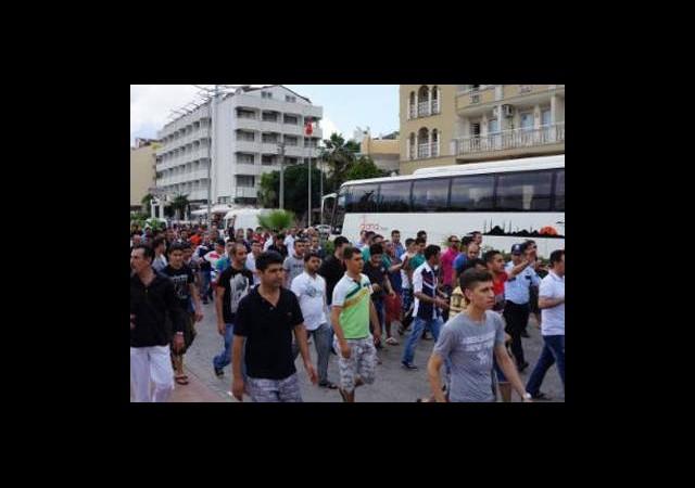 Türkiye'de Böyle Eylem İlk Kez Oldu!