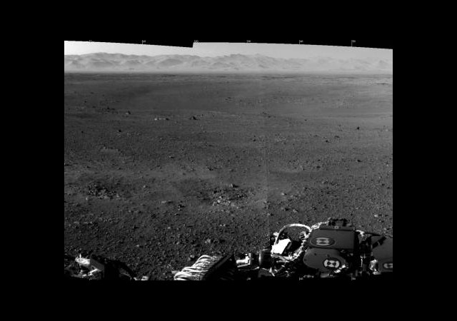 Mars'ın En Net Görüntülerini Gönderdi