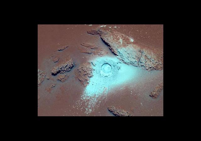 Mars'ta İçme Suyu Bulgusu