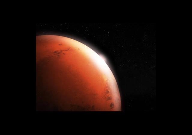 Mars'ın İlk Ziyaretçileri Evli Bir Çift Olacak