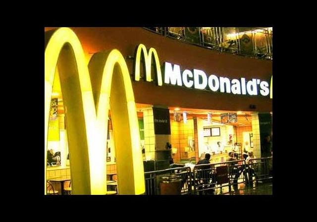 Ünlü fast-food zincirine ceza