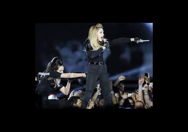 Madonna'ya Savaş İlan Ettiler!