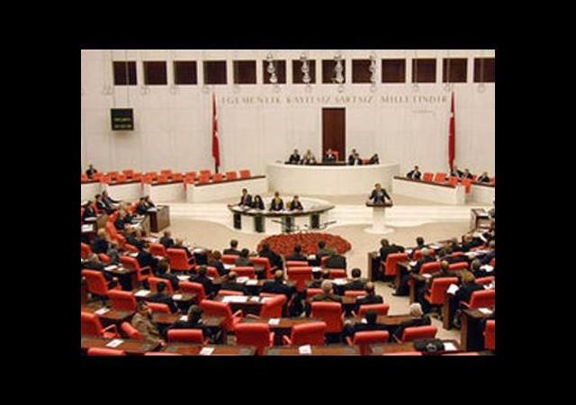 Meclis'ten Filistin'e dört dörtlük destek