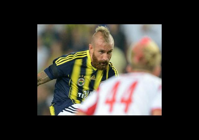 Fenerbahçe'de Meireles Şoku!