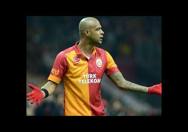 Galatasaray'da Melo şoku