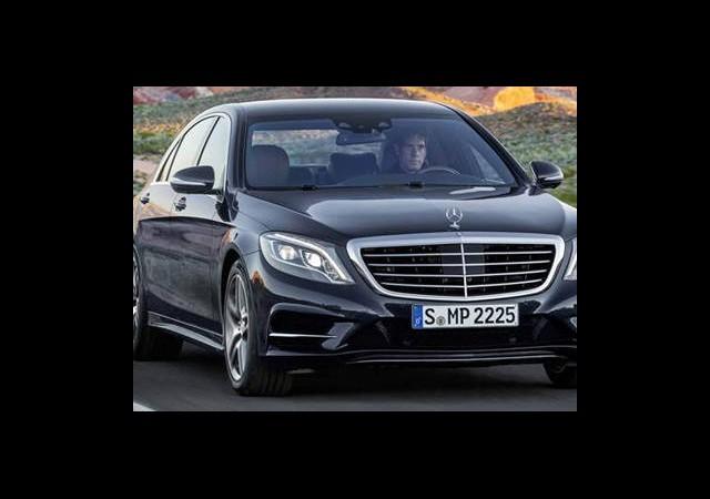 Teknolojik Mercedes Türkiye'de!