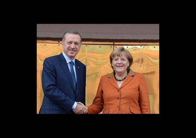 Merkel'in Türkiye Ziyareti Alman Basınında