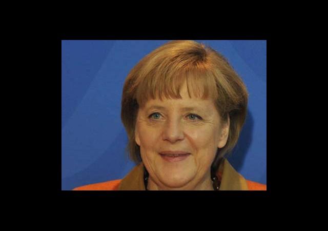 Türk-Alman Dostluk Ödülü Merkel'e!