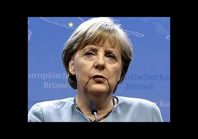 Merkel'den Türkiye'ye Yeşil Işık