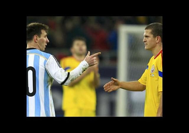 Messi'den şok hareket!