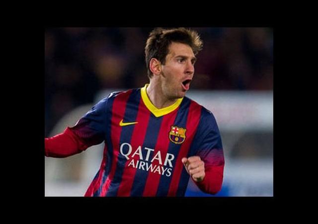 Luis Enrique'den Messi açıklaması!