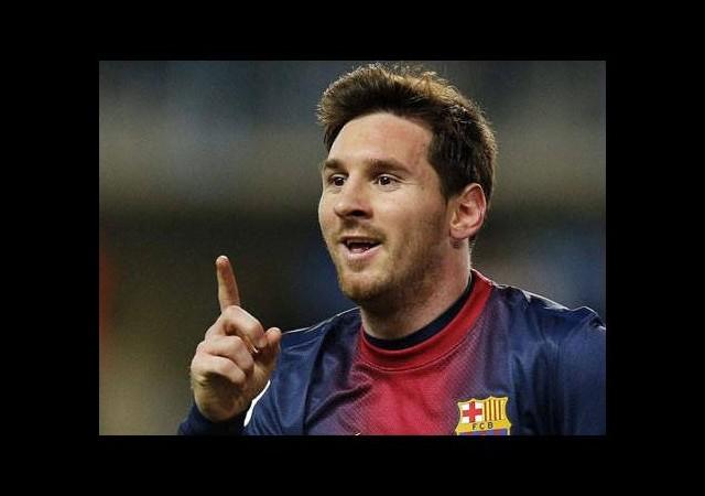 Messi vergi kaçırdı mı?