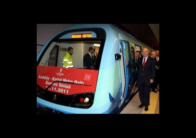 İstanbul Metrosuna Kavuşuyor
