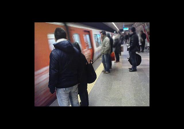 Metroda Mucize Kurtuluş