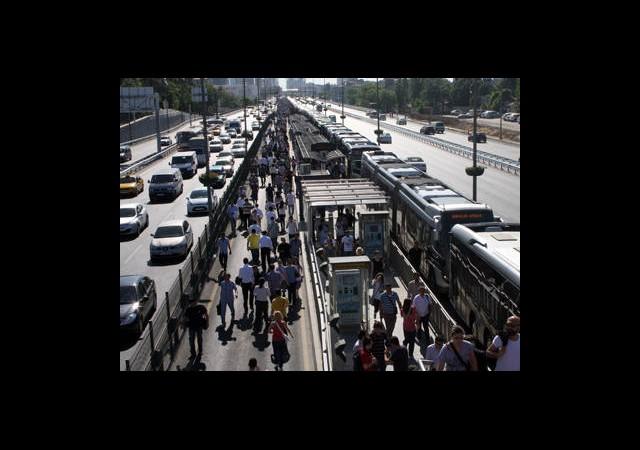 Metrobüste Fazla Para Ödemeyin!