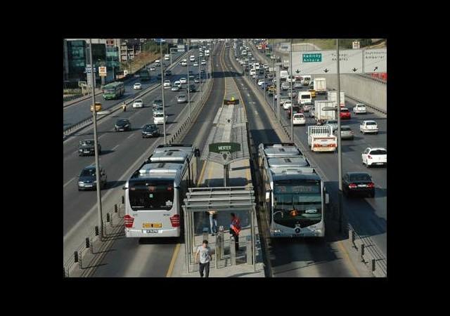 Metrobüse zam geliyor