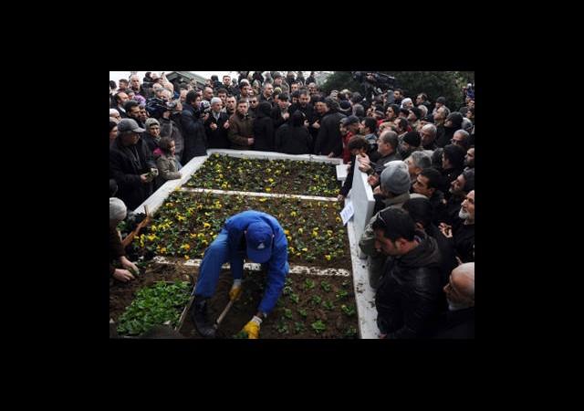 '500 Bin Liraya Mezar' İddialarına Yanıt
