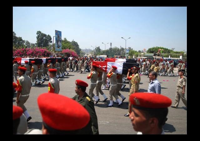 Sina Yarımadası'nda Yeni Çatışmalar