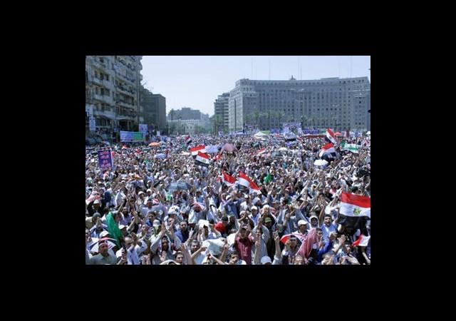 Mısır'da Halkoylamasına Doğru