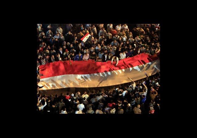 Mursi Tansiyonu Düşürmek İçin Çalışıyor