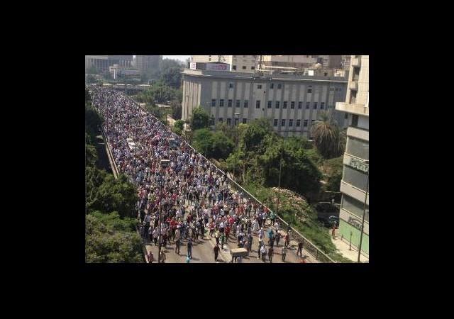 Mısır'da Çatışmalar Başladı!