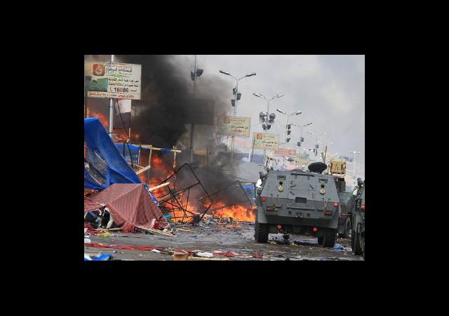 Bu Da ABD'nin Mısır Tepkisi!