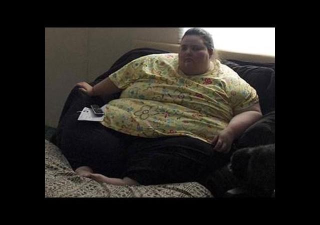 23 Yaşında 305 Kilo