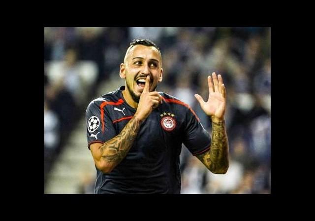 Mitroglou Beşiktaş sorularına yanıt!