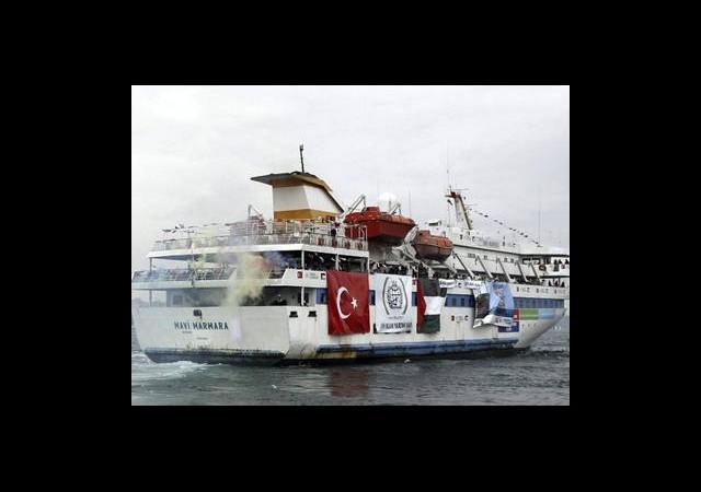 Mavi Marmara'ya 49 Kişi Müdahil Oldu