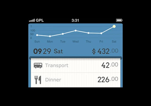 Günün Mobil Uygulaması: Daily Cost