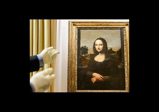 Mona Lisa Hakkında Şok iddia!