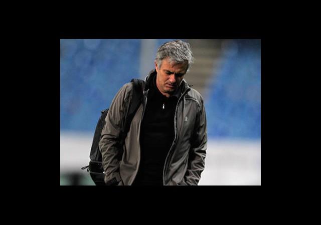 Mourinho Sezon Sonunu Bekliyor