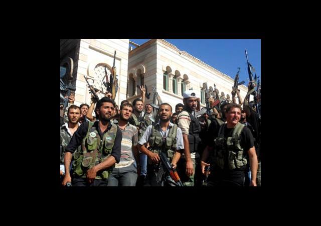 ABD'den Suriyeli Muhaliflere Mesaj