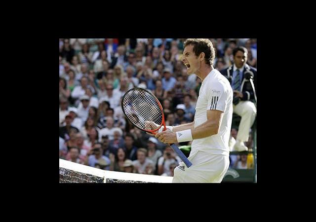Murray'den Muhteşem Geri Dönüş!