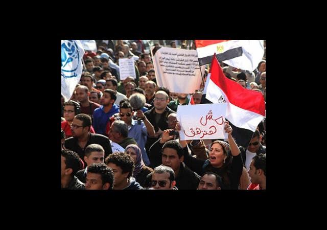 Mursi Sonrası Her Ay Ayrı Kriz