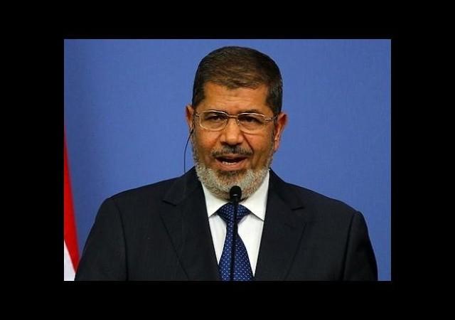 BM: Mursi Keyfi Tutuklandı