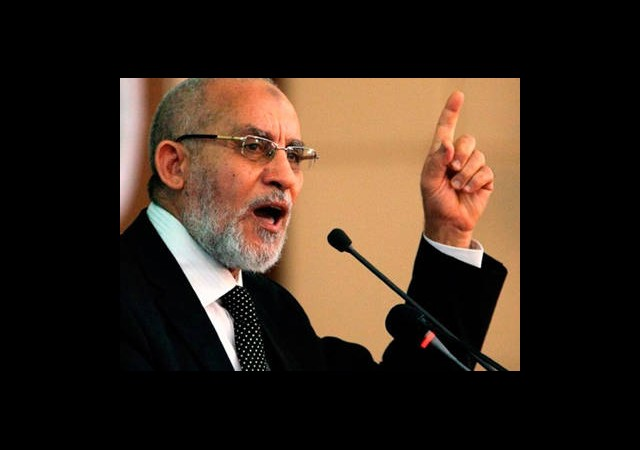 Müslüman Kardeşler Lideri Tutuklandı