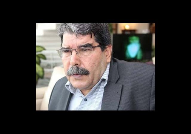 PYD: Suriye'yi Rahat Bırakın!