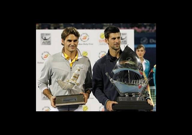Djokovic Lider Federer İkinci