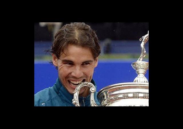 Barcelona'nın Kralı Nadal
