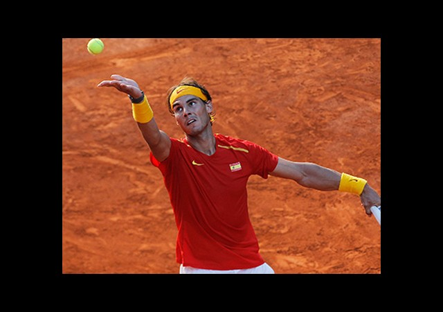 Nadal 2 Yılın Ardından Zirvede!