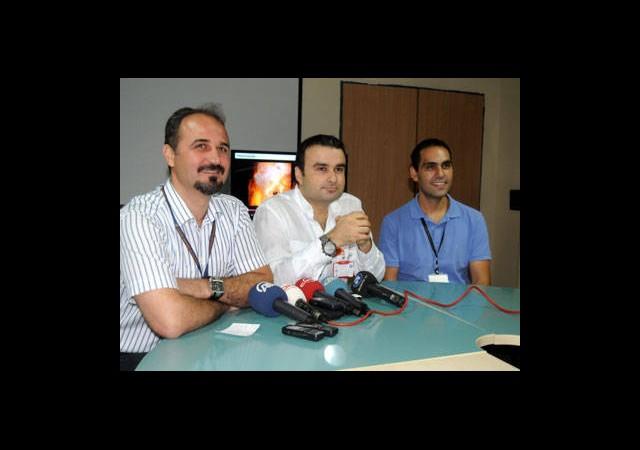 Türkiye'de İlk Kez 3 Boyutlu Nakil