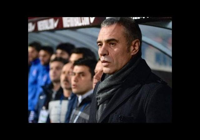 Ersun Yanal oyuncularını eleştirdi