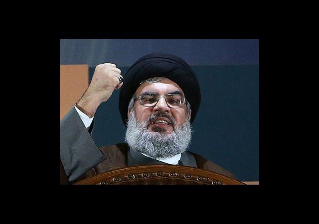 Hizbullah Lideri'nden Esad'a Destek!