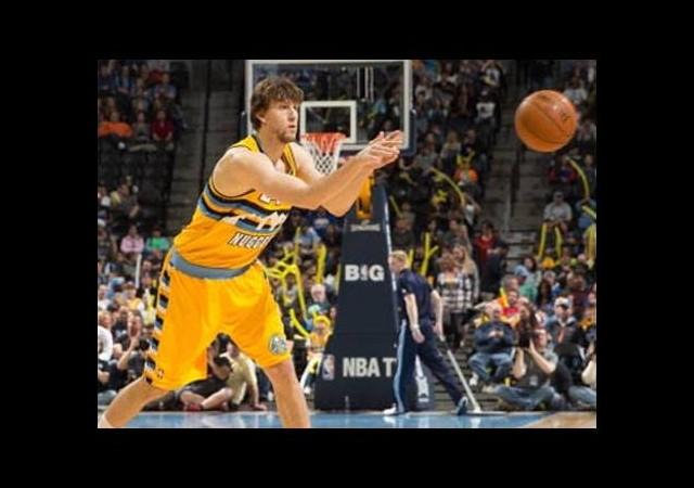 Fenerbahçe Ülker'e NBA'den yıldız...