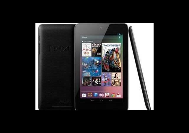 Yeni Nesil Nexus 7 Sızdırıldı