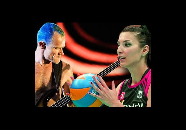 Flea'dan Neslihan'a İlan-ı Aşk