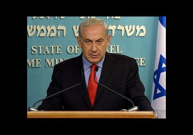 Netanyahu Kızılhaç'tan yardım istedi!