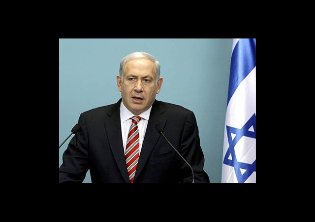 Filmin Arkasında Netanyahu Var