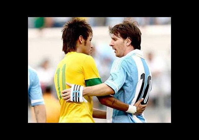 Brezilya'da Neymar öfkesi